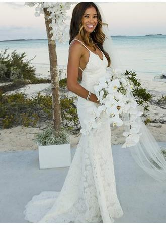 Wedding Dresses With Lace (002213527)