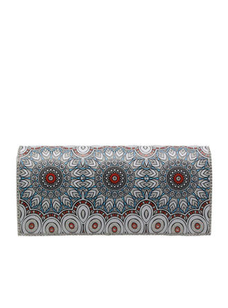 Clutches Ceremony & Party/Casual & Shopping PU Magnetic Closure Elegant Clutches & Evening Bags