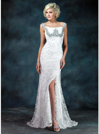 Trumpet/Mermaid Off-the-Shoulder Lace Gorgeous Mother of the Bride Dresses
