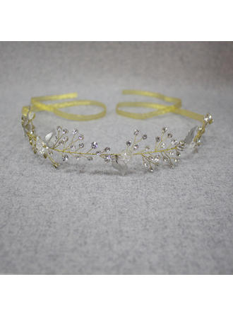 Headbands Wedding/Special Occasion Rhinestone/Alloy Elegant Ladies Headpieces