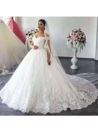 plus wedding dresses cheap