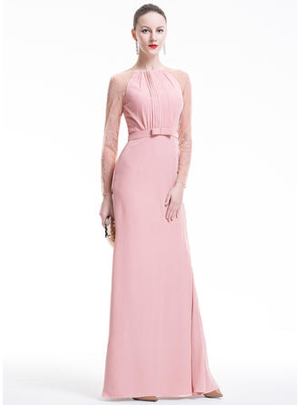 evening dresses for large busts