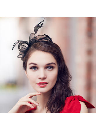 Cambric With Feather Fascinators Gorgeous/Glamourous/Elegant Ladies' Hats