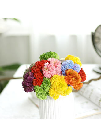 """Bridal Bouquets/Flower Gifts Free-Form Wedding/Party Satin 7.87""""(Approx.20cm) Wedding Flowers"""