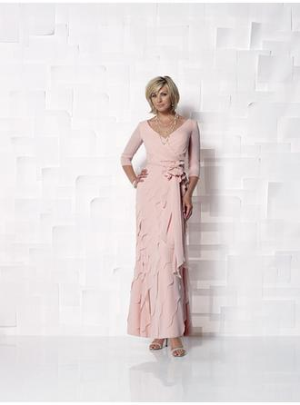 Ankle-Length Mother of the Bride Dresses