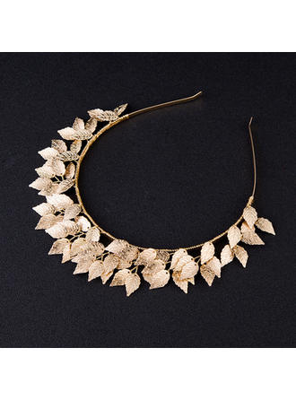 Headbands Wedding/Party Alloy Special Ladies Headpieces