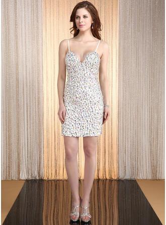 high slit prom dresses