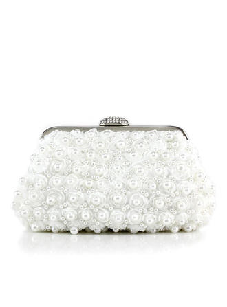 Brillante Pizzo/Perline Pochette (012148686)
