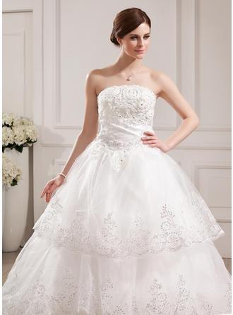 cheap mermaid low back wedding dresses