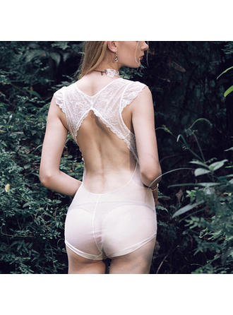 Ropa de dormir Lässige Kleidung/Hochzeit Weiblich/Mode Lace Sexy Lingerie