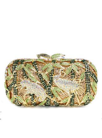 Handtaschen/Luxus Handtaschen Hochzeit/Zeremonie & Party Funkelnde Glitzer Stutzen Verschluss Schön Clutches & Abendtaschen