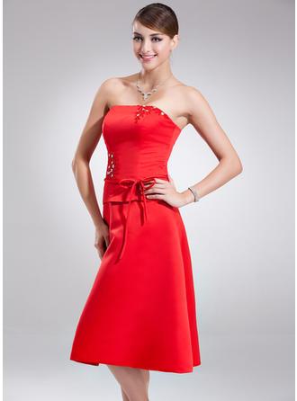 midi bridesmaid dresses