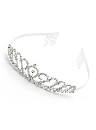 Gorgeous Clear Crystals Bridal Tiara