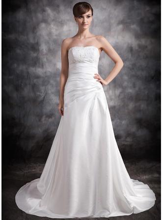 beach wedding dresses for plus size