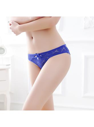 Panties Casual/Special Occasion Feminine Tulle Classic Lingerie