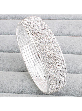 "Bracelets Alloy Ladies' Charming 2.76""(Approx.7cm) Wedding & Party Jewelry"