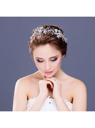 """Headbands Wedding/Special Occasion/Party Crystal/Rhinestone 11.8""""(Approx.30cm) 2.36""""(Approx.6cm) Headpieces"""