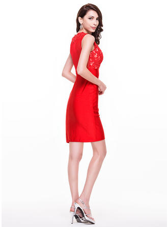 womens 3/4 sleeve cocktail dresses