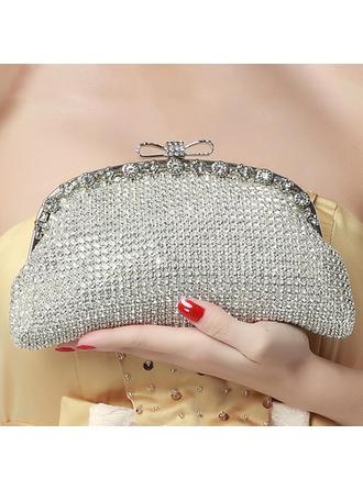 Kristall / Strass Handtaschen