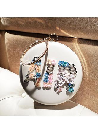 Elegant PU Handtaschen/Wristlet Taschen