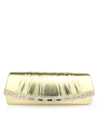 Clutches Wedding/Ceremony & Party PU Magnetic Closure Charming Clutches & Evening Bags