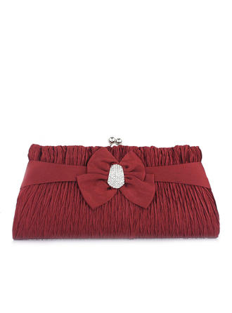 Clutches/Satchel Wedding/Ceremony & Party Satin Lovely Clutches & Evening Bags