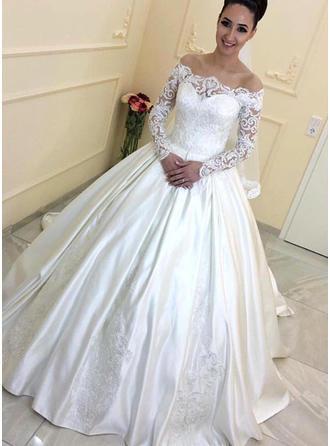 all white wedding dresses for women