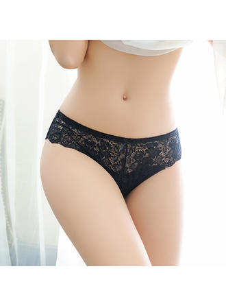 Panties Casual/Wedding/Special Occasion Lace Classic Lingerie