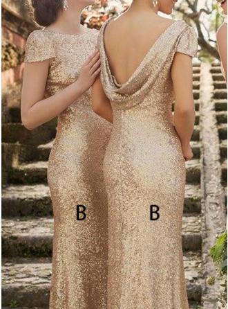 bridesmaid dresses black short