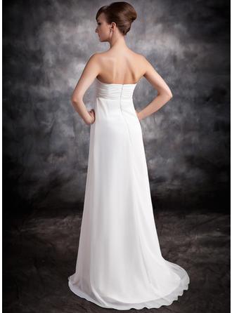 coral chiffon evening dresses short white