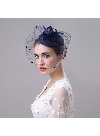 Fascinators Klassisk stil Damene ' Hatter (196126331)