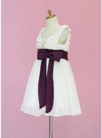 floor length flower girl dresses