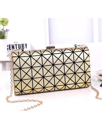 "Clutches Ceremony & Party PVC Charming 8.66""(Approx.22cm) Clutches & Evening Bags"