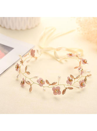 "Headbands Wedding/Party Rhinestone/Alloy 13.39""(Approx.34cm) 1.57""(Approx.4cm) Headpieces"