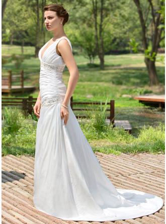 dusty rose wedding dresses