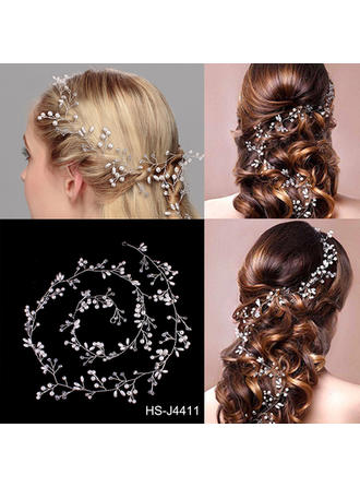 "Headbands Wedding Alloy 37.40 in (95cm) 1.97""(Approx.5cm) Headpieces (042159082)"