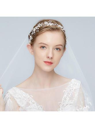 Einzigartig Legierung Stirnbänder mit Strass/Kristall (In Einem Stück Verkauft)