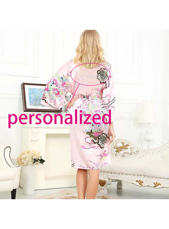 Casual/Wedding Bridal/Feminine/Fashion Artificial Silk Romantic Lingerie