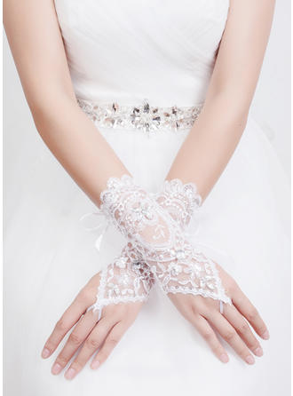 Tulle Ladies' Gloves Bridal Gloves Fingerless 23cm(Approx.9.06inch) Gloves