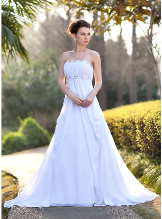 long sleeve islamic wedding dresses