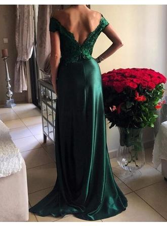 simple prom dresses long sleeve