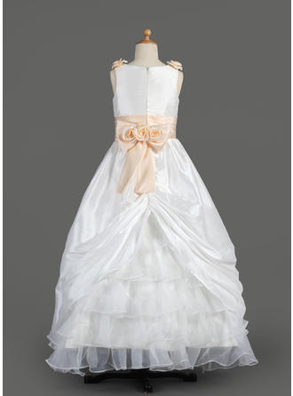 little girl flower girl dresses