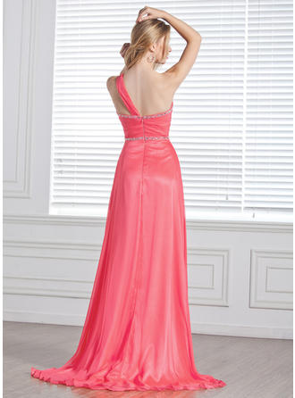 dark red long prom dresses