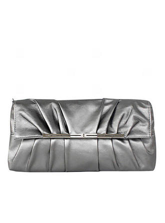 Clutches Ceremony & Party PU Magnetic Closure Elegant Clutches & Evening Bags