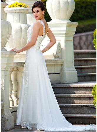 1970's style wedding dresses