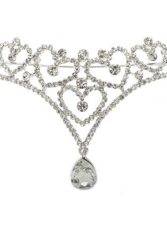 Elegant Alloy Forehead Jewelry