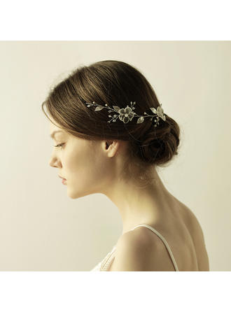 """Stirnbänder Hochzeit/besondere Anlässe/Party/Kunstfotografie Legierung 14.57 """"(Ungefähre 37cm) 1.97""""(Ungefähre 5cm) Kopfschmuck"""