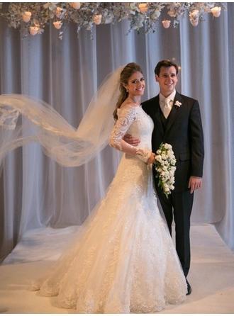 black wedding dresses with detachable train