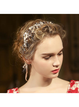 "Headbands Wedding/Special Occasion/Party/Art photography Crystal/Rhinestone 16.93""(Approx.43cm) 1.77""(Approx.4.5cm) Headpieces"