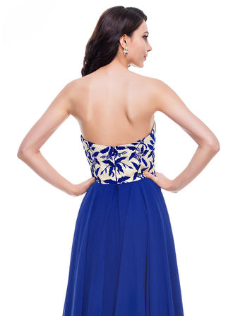 elegant crop top prom dresses